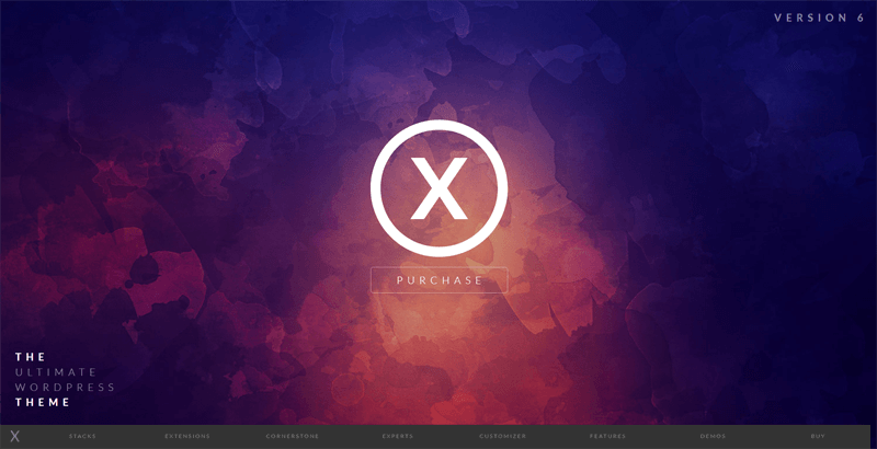 x-portfolio-wordpress-theme