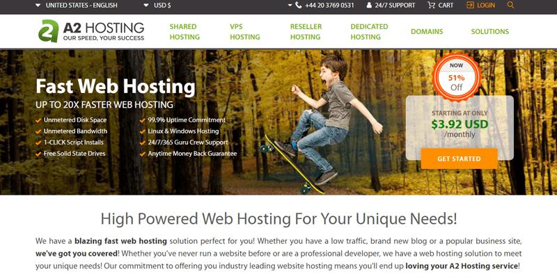 a2hosting-best-hosting-australia