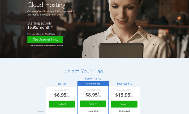 bluehost-cloud-hosting-plans