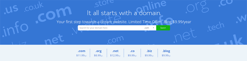 bluehost-domain-registration-details