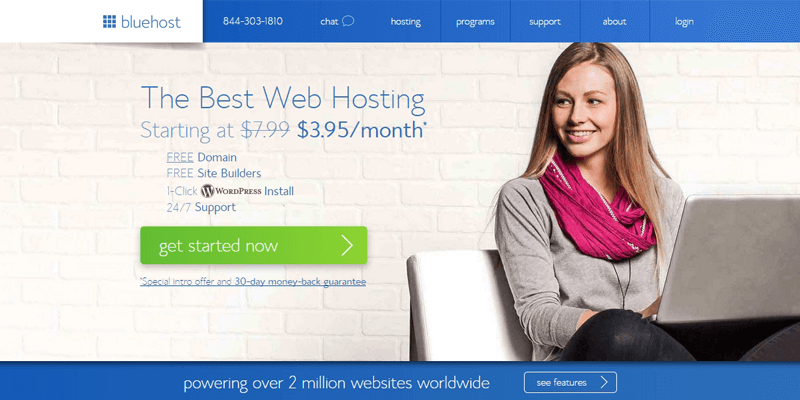 bluehost-good-hosting-plans