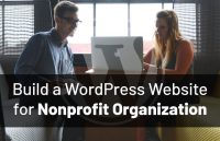 build-wordpress-website-nonprofit-organization