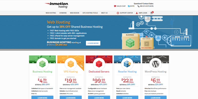 inmotion-hosting-best-ehost-alternative