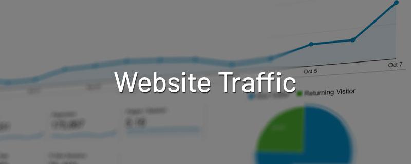 website-traffic-company-website