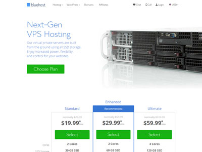 bluehost-best-vps-plans-web-developers