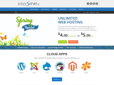 interserver-online-store-small-business-hosting
