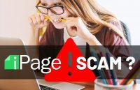 ipage-scam