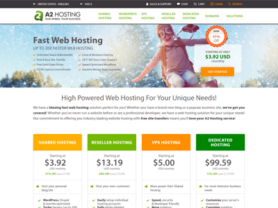 a2hosting-fastest-joomla-hosting