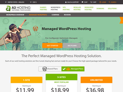 a2hosting-managed-wordpress-hosting