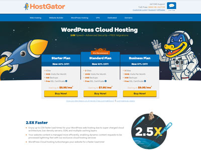 hostgator-wordpress-cloud-hosting-plans