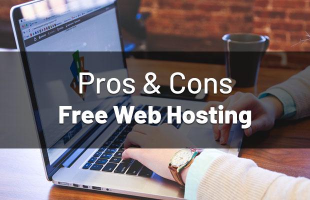 pros-cons-free-web-hosting