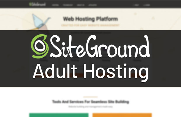 Pricing Siteground Hosting
