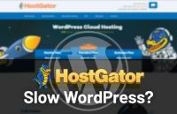 wordpress-slow-hostgator