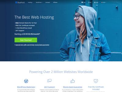 bluehost-free-hosting-alternative