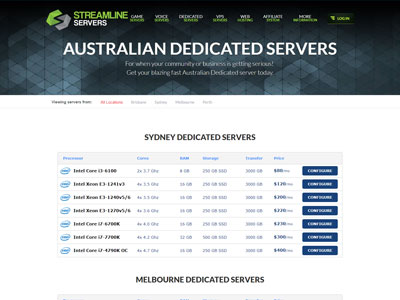 streamline-servers-dedicated-australia
